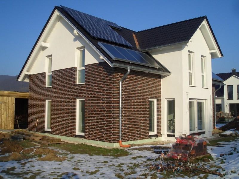 31812 Bad Pyrmont  Neubau eines Stadthauses als Effizienzhaus mit