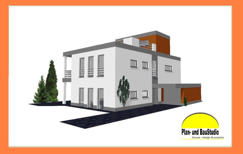 ... Ihren Wünschen Und Ihren Vorstellungen Eine Individuelle  Entwurfsplanung. Betrachten Sie Ihr Architektengeplantes Haus Im Ersten,  Konkreten 3D Entwurf !